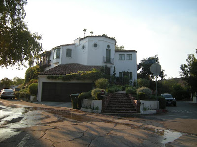 DOUBLE INDEMNITY's Dietrichson House