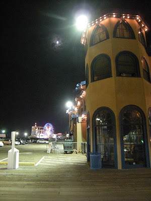 Chicago's THE STING Carousel at the Santa Monica Pier