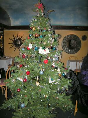 Christmas Eve at Soleil Westwood