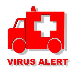 virus, senza, antivirus