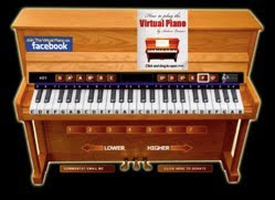 pianoforte, virtuale, online