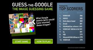 gioco immagini google