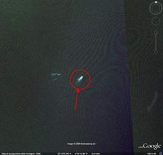 nessie-google-earth
