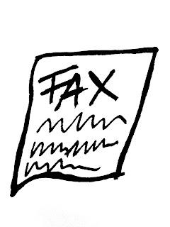 ricevere, fax, pc