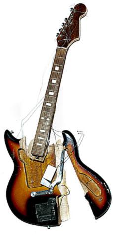 Vorrei spaccare una chitarra come se fossi una rockstar