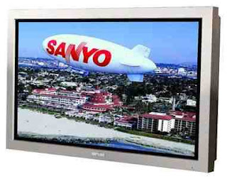 Sanyo 42LM4WPN LCD 42 inch TV