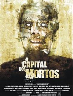 Filme Poster A Capital dos Mortos DVDRip XviD & RMVB Nacional
