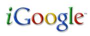 iGoogle Logo