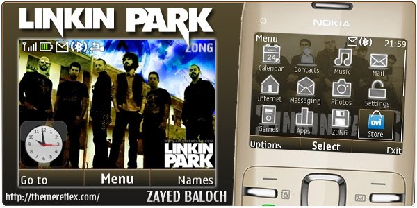 hi here is new theme for nokia c3 and nokia x2 01 this is theme of the ...