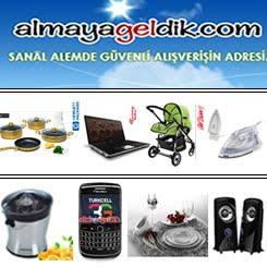 ALMAYA GELDİK