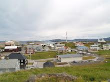 Webbkamera från Stykkishólmur
