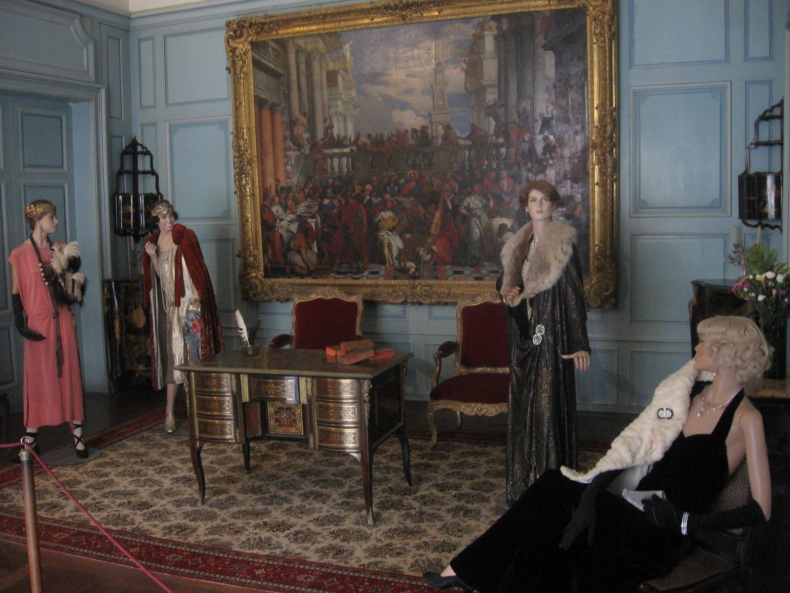 Livet där det är: Besök på Château d' Ussé - Törnrosaslottet