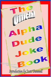 The Official Alpha Dude Joke Book