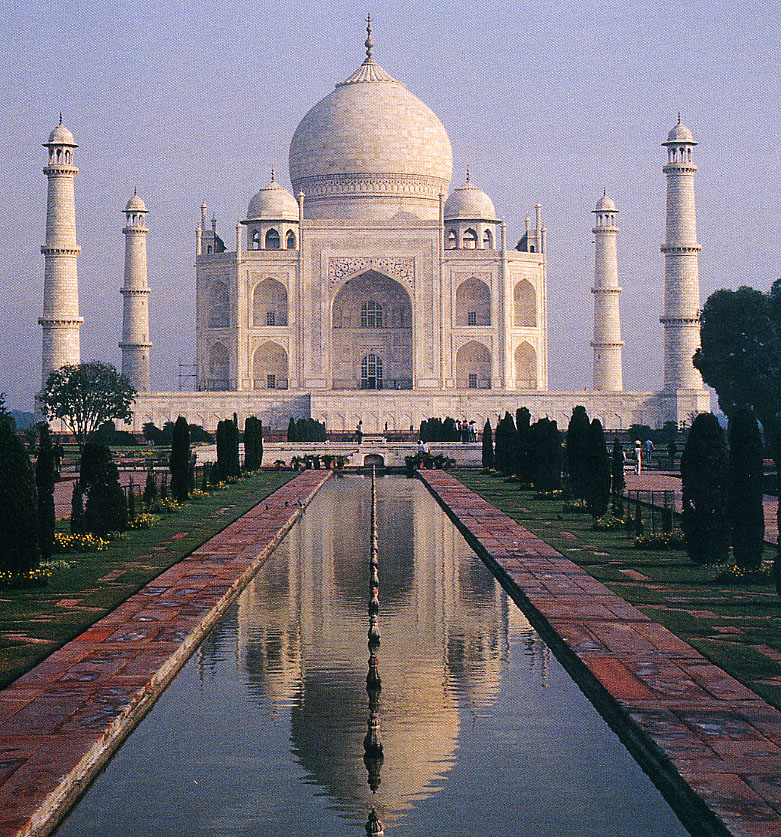 wallpaper of taj mahal. Beautiful Tajmahal in India
