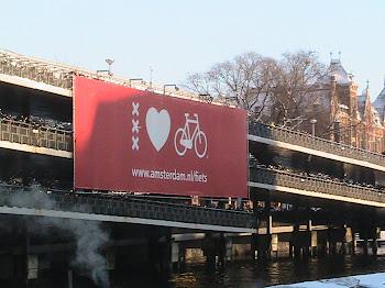 ik hou van fietsen!!!