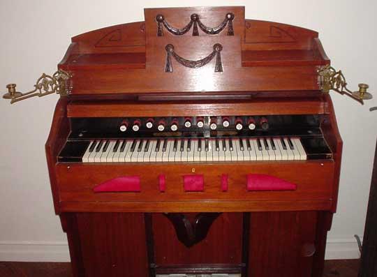 instrument organ macam macam organ