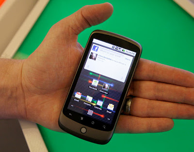 Google's Nexus One Phone Review
