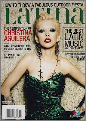 christina aguilera and