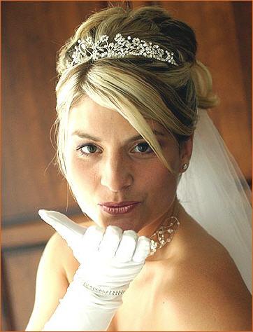 bridal hairstyles long hiar