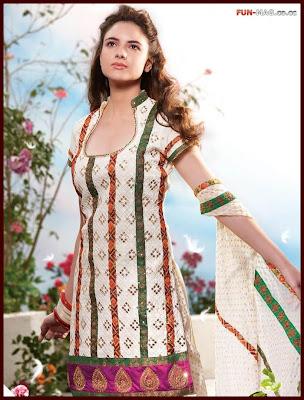Designer's Shalwar Kameez - Summer 2009 Collection