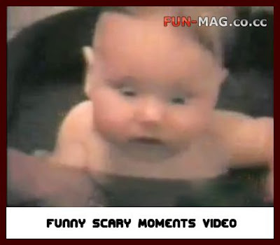 Funny Scary Moments : Video