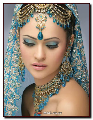 jewelry for the bride