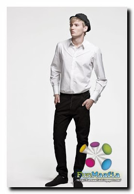Fashion N Style Simon Hannibal Fischer La Test Fashion Collection For Men