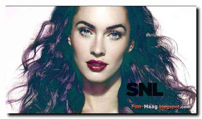 Megan Fox SNL Photo Shoot