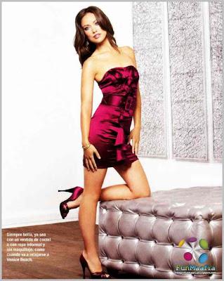 Olivia Wilde – Vanidades Magazine (December 2009)