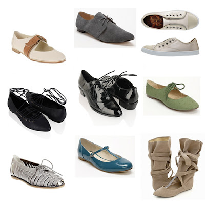 Spring Shoe Fashion 2010