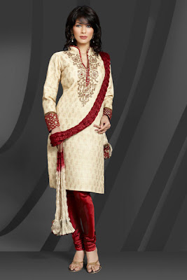 Latest Anarkali Churidar Designs 2011, Chirudar Styles 2011 Latest Churidar Designs of 2011, White Churidaar 2011 Catalogue churidar suits