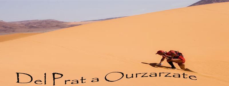 Del Prat a Ouarzazate hay 1400Km