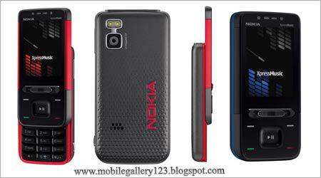 Mobile Gallery Nokia 5610 XpressMusic