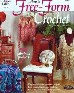 Free Form   Crochet FreeLibros
