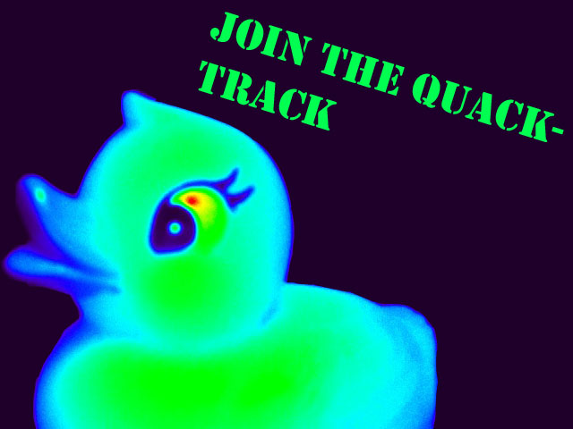 Join the QuackTrack