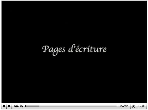 2009 2010 journal de classe cours pr paratoire apprendre bien crire video. Black Bedroom Furniture Sets. Home Design Ideas