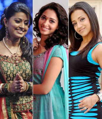 Top 3 heroines