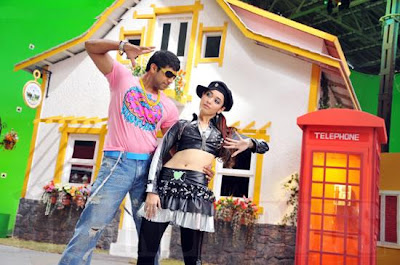 Jayam Ravi and Tammanna