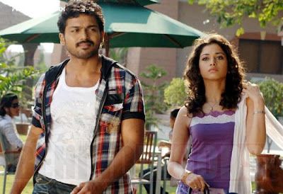 Karthi and Tamanna new stills