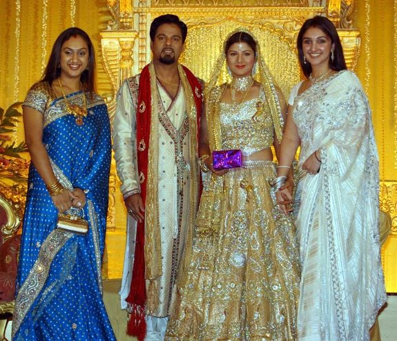 Ramba Actors Family Photos