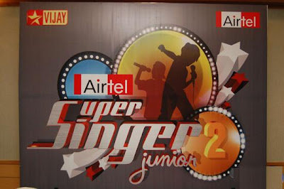 Vijay TV's Airtel Super Singer Junior II