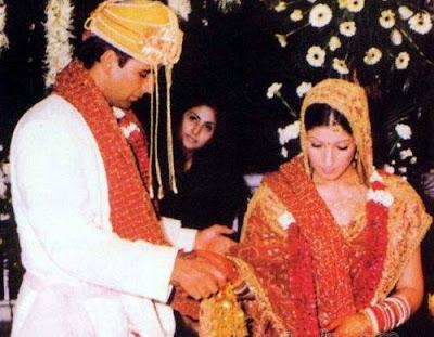 twinkle marriage photo