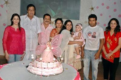 Surya family birthday celebration