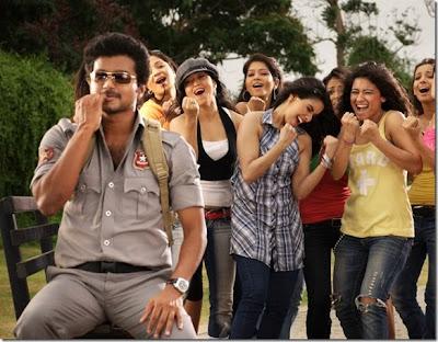 Vijay and Asin Kavalan Movie Stills