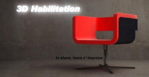 3DHabilitation
