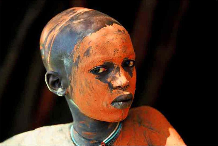Fotos de la tribu Dassanesh - Etiopia - Africa