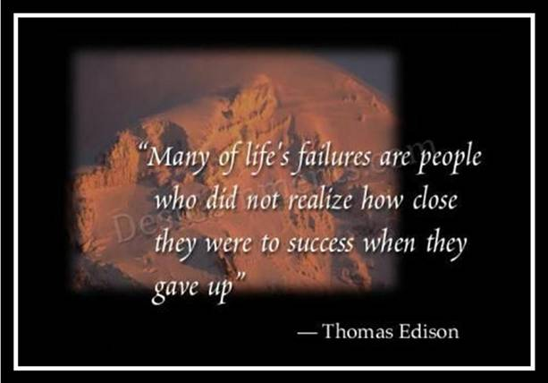 quotes about success. quotes on success and failure
