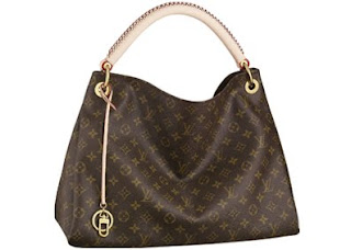 Louis Vuitton Monogram Canvas Artsy handbags