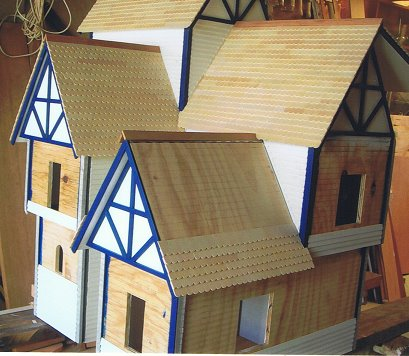 the Wiltshire dolls house
