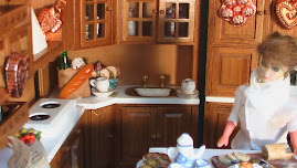 "The ""Dolls Alive"" Kitchen"
